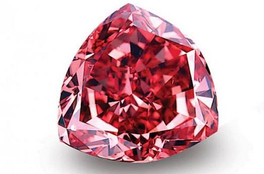 4356e7058 Najväčšia kópia, ktorá je známa ako Červený štít, váži o niečo viac ako 5  karátov (čo je prakticky 1 gram) a táto hmotnosť, samozrejme, v porovnaní s  ...